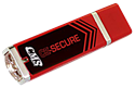 Picture of CE Secure Encrypted Flash Drive 8GB Capacity
