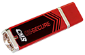 Picture of CE Secure Encrypted Flash Drive 16GB Capacity
