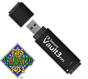 Picture of 8GB CE-Secure Vault3 FIPS Flash Drive