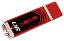 Picture of CE Secure Encrypted Flash Drive 64GB Capacity