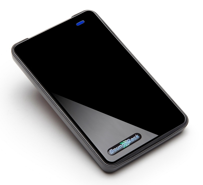 Picture of CMS Portable External Hard Drive USB 3.0 (Drive only - BounceBack not included)
